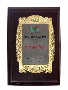 Shenzhen LED Industry Core member