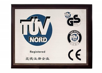 TUV Nord approved Lab
