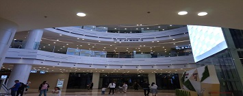 Aeon shopping mall project in China