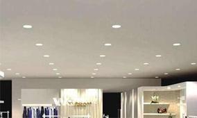 LED UGR downlight